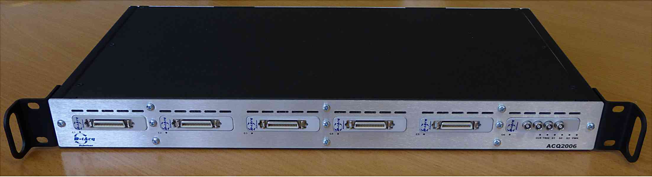 ACQ2006, 6 site DAQ appliance to 192 channels